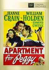 APARTMENT FOR PEGGY (1948 Jeanne Crain) - Region Free DVD - Sealed