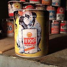 shell bulldog vw  oil can Gift Motorcycle Car Mechanic Gift 11oz Tea coffee mug