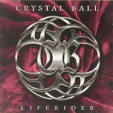 CRYSTAL BALL - Liferider     CD   !!! NEU !!!