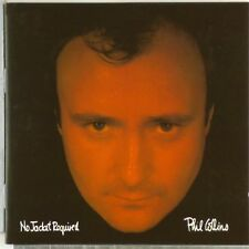 CD-Phil Collins-no Jacket Required-a5171
