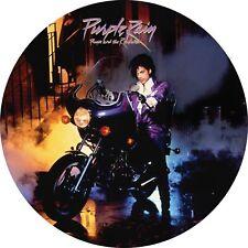 New listing Prince -Purple Rain -Picture disc album