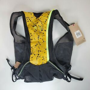 NIKE ACG HYDRATION RACE VEST SIZE S/M UNISEX - YELLOW/BLACK