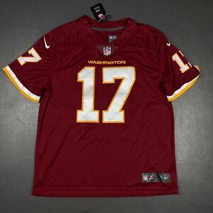 100% Authentic Washington Football Team Terry McLaurin Nike Vapor Limited Jersey