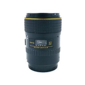 Tokina AT-X PRO 100 mm 1:2,8 D Macro für Canon second hand