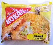 Koka Oriental Style Instant Noodles Prawn Flavour 12 x 85gm