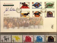 NEUSEELAND 1996 1475-80 Block A 53 1322-1327 LIMITED EDITION Racehorses Pferde