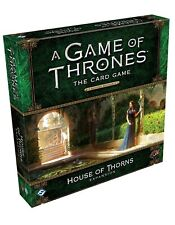 House of Thorns deluxe expansion for A Game of Thrones LCG 2nd edition