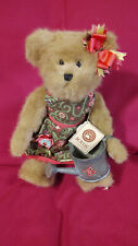 Sprinkle Flutterlee with Watering Can-Boyds Bears #4013334 Retired