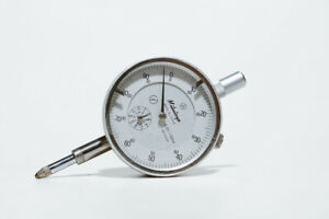 RELOJ Comparador Vintage DIAL Metric Indicator Watch Mitutoyo  0.01 m/m 10