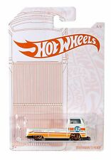 HOT WHEELS GJW54 PEARL AND CHROME VOLKSWAGEN T2 PICKUP
