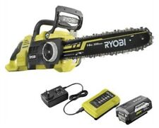 Ryobi 36v 4.0ah 35cm Brushless Chainsaw Kit Includes a 4.0ah Battery 1.7a Chargr