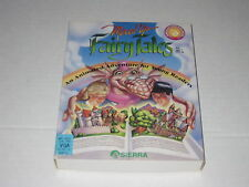Mixed Up Fairy Tales (PC, DOS, 1991) Rare, Vintage Game
