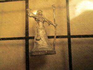 Martian Metals Fantasy Miniature Figure #86 Female Mage