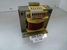 Siemens 4AM5370-6AB, Transformator prim. 220/550V, sec. 110/220V