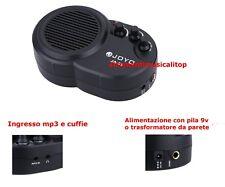 Amplificatore per Chitarra Elettrica - Portatile - Doppia Alimentazione