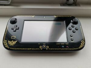 Wii U Nintendo Gamepad Zelda Wind Waker HD Limited Edition
