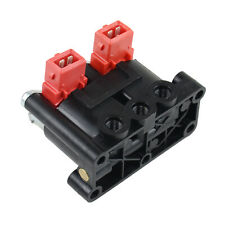 For BMW X5 E53 E39 new Air Suspension Solenoid Valve Block 2 Corner 37226787616