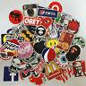 100PCS Mix Tide Brand LOGO Vinyl Stickers Bomb Skateboard Luggage Graffiti Decal
