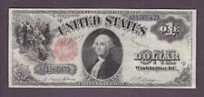 BETTER 1880 Series CRISP $1 LARGE VF+ LEGAL TENDER United States Note!