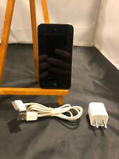 Apple iPod Touch 4th Gen Model A1367 - Black 8GB Camera MP3 Player