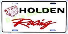 HOLDEN RACING Novelty Number Plate