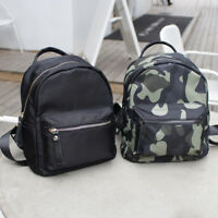 Water Resistant Nylon Small Mini Backpack Rucksack Daypack Travel bag Purse Cute