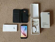Samsung Galaxy S6 32GB (Unlocked) Smartphone - Black Sapphire Excellent