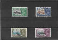 MALTA 1935 SILVER JUBILEE SET SG.210-213 FINE USED