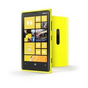 Nokia Lumia 920-32GB- Yellow  (unlocked)  Smartphone -*Excellent Condition*