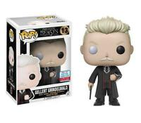 NYCC Gellert Grindelwald Fantastic Beasts FUNKO Pop Vinyl NEW in Mint Box + P/P