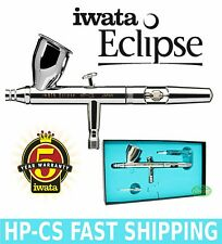 IWATA ECLIPSE AIRBRUSH HP.CS .35MM SPRAY PAINT GRAVITY ART KIT DIY GUN TATTOO