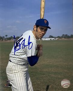 Art Shamsky New York Mets Autographed 8x10 Pose 2