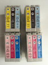 12x(2 Set) of Genuine 82N Epson Ink Cartridges for Artisan635/725/835 T50 TX800W