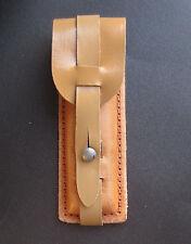 2 Stück DDR Magazintaschen für Pistole M74/ 7,65 mm für Holster und Gürtel Top!