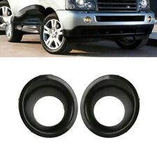 2X Fit For Land Rover LR4 10-14 Front Bumper Fog Light Bezel Cover