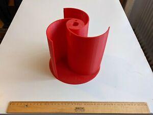 Savonius Rotor Windrad Windenergie mit 3D-Druck hergestellt