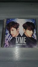 Tohoshinki Time Cd & Dvd K-pop J-pop DBSK TVXQ