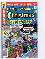 Archie Giant Series Magazine Presents #477 Archie Pub 1978