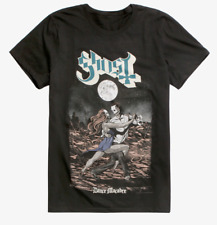 Ghost Dance Macabre Band Tee Shirt Ladies Large