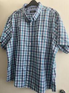 Maine Shirt Short Sleeve Xxxl 3xl