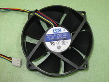 AVC DA09025T12U 92mm 80mm x 25mm 1B1S Bearing Cooling Fan 12V 0.70A 4Pin B154