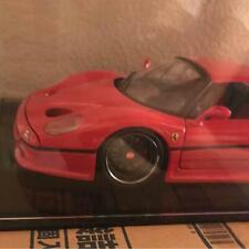 Hot Wheels Custom 1/18 Ferrari F50 Miniature Car