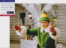 Bob Newhart Legend Elf Signed Autograph 8x10 Photo PSA/DNA COA #3