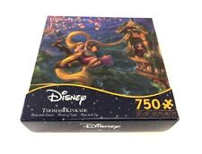 Thomas Kinkade Disney Tangled 750 Piece Ceaco Puzzle (New)