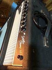 Fender Super Champ X2 15-Watt Electric Guitar Amplifier Head Only