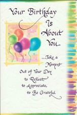 Blue Mountain Arts Greeting Card, YOUR BIRTHDAY IS ABOUT YOU