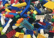 1 kg LEGO ca.700 Teile Kiloware Steine, Platten, Sonderteile, Reifen, gereinigt