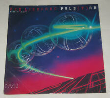 """BEN LIEBRAND 12"""" EP PULSTAR EXCL PROMO 1990 LIEBT1"""