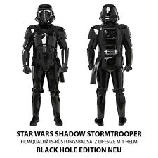 Star Wars Imperial Shadow Stormtrooper degli armamenti 1:1 KIT Armor 501st Lifesize!!!