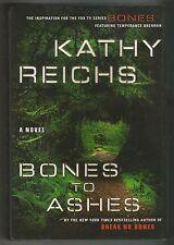 Bones to Ashes - Kathy Reichs Temperance Brennan Hardback 2007 VG++ cond